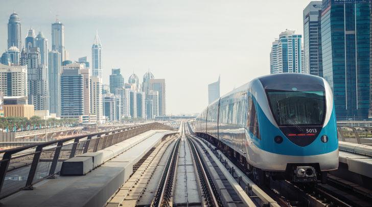 Dubai Metro & Tram System - Getting around - Discover Dubai