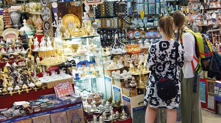 Shopping - Souks - Naif Souk - Discover Dubai