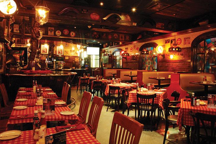 Rock Bottom Cafe Dubai Menu