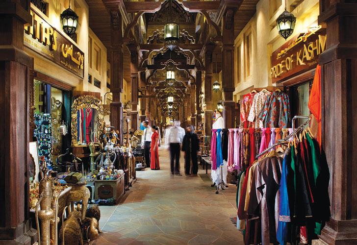 Shopping Malls Souk Madinat Jumeirah Discover Dubai
