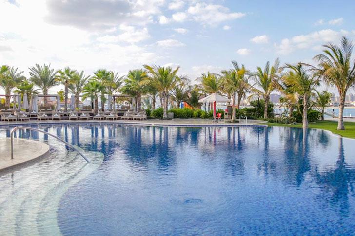 Happenings This Month 9 Beautiful Swimming Pools In Dubai Discover Dubai